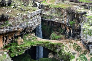 Baatara Gorge Waterfalls – Two Unique Attractions