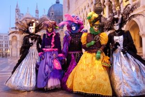 Carnival of Venice – Magical Party