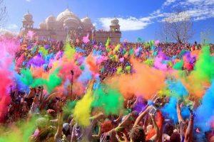 Holi Festival – Colorful Fun Together