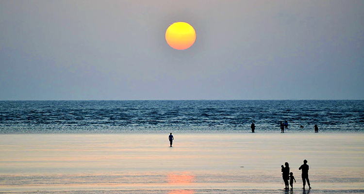 Daman Diu Islands-beach Beauty India