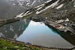 Manimahesh Lake and Peak-lord Shiva's Land in Chamba Valley Himachal Pradesh