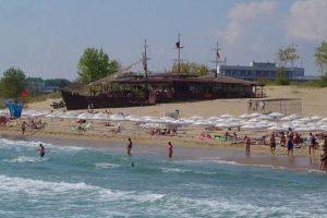 A Black Sea Bulgarian Beach Holiday