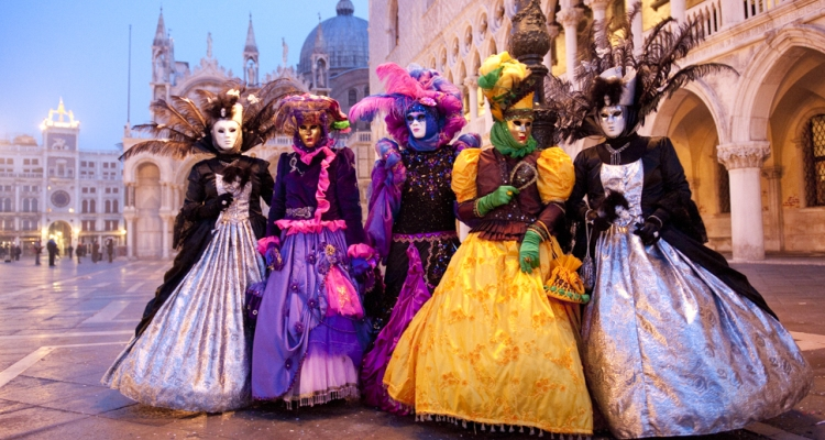 Carnival of Venice - Magical Party