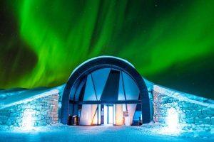 Icehotel – Unique Unforgettable Place