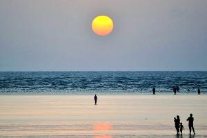 Daman and Diu Islands-beach Beauty of India