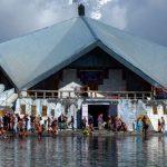 Hemkund Sahib-trek Highest Sikh