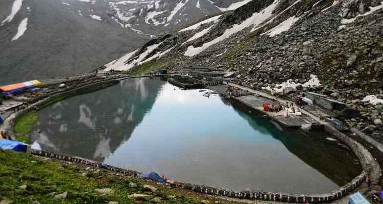 Manimahesh Lake Peak-lord Shiva's
