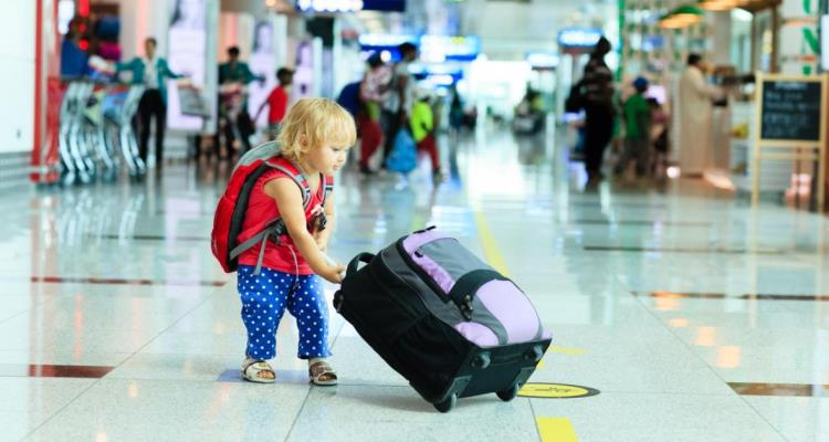 What to Pack When Travelling With Kids